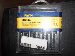 Irwin Spiral Extractor