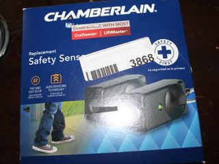 Chamberlain Garage Door Safety Sensor