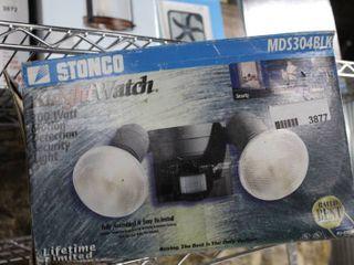 Stonco Knight Watch Floods