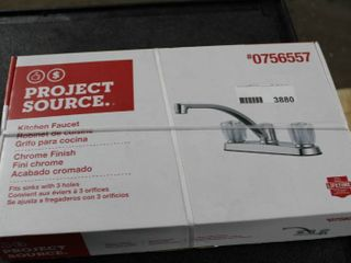 Project Source Kitchen Faucet