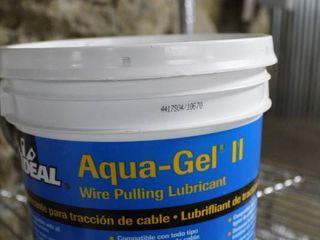 Aqua Gel 2 Wire lubricant