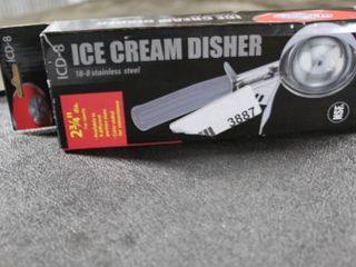 Ice Cream Disher