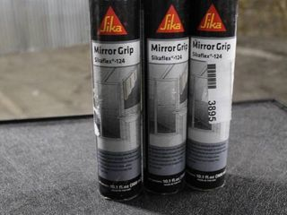 Sika Mirror Grip 3 tubes