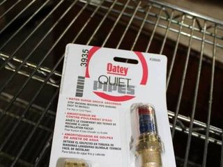 Oatey Quiet Pipes