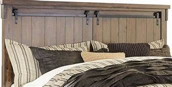 Three Post King Pudsey Panel Headboard MSRP   395