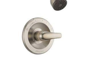 Peerless Single Handle Washerless Pressure Balanced Tub and Shower Valves