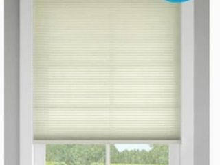 levolor Cordless Cellular Room Darkening Blinds 60 X 72   Can Trim To 48
