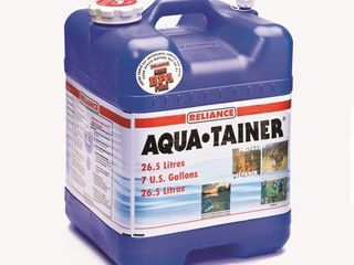 Reliance Products Aqua Tainer 7 Gallon Rigid Water Container
