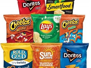 Frito lay Fun Times Variety Pack  1 oz Bags  40 Count