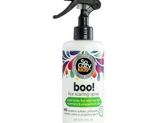 SoCozy Kids Boo  lice leave in Spray   8 fl oz