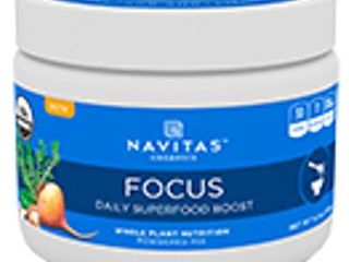 Org Daily Focus Superfood Boost 4 2 OZ