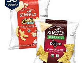 Simply Doritos   Cheetos Mix Variety Pack  0 875 oz Bags  36 Count