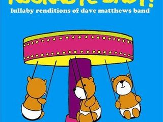 Various   Rockabye Baby  lullaby Renditions of Dave Matthews Band  3 6     CD