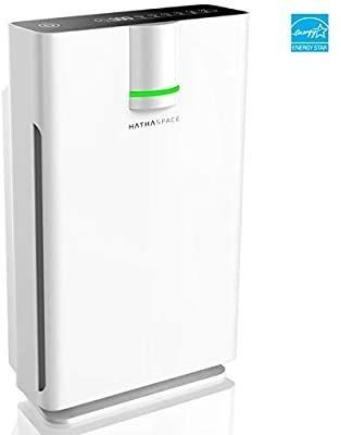 Hathaspace Smart True HEPA Air Purifier 2 0 for Extra large Rooms