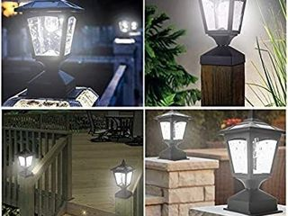 Solar Post lights Outdoor