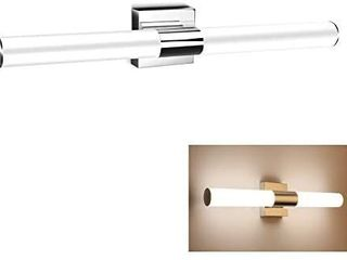 YHTlaeh 24inch lED Bathroom Vanity light Fixtures
