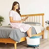 ACEVIVI Foot Spa Bath Massager with Heat