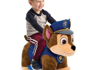 Nick Jr  PAW Patrol Chase 6V Plush Electric Ride On Toy