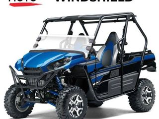 KEMIMOTO UTV Half Windshield Scratch Resistant Windscreen for Kawasaki Teryx 4 750