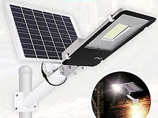 Solar Street light 80Wi1 4Dusk to Dawn Solar Security lamp