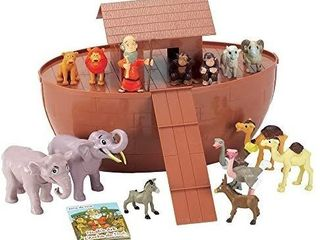 Talicor 6525 Noah Ark Play Set