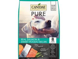 CANIDAE Grain Free Pure Sea with Fresh Salmon for Dogs