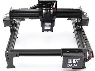 DAJA Jl1 High Precision laser Engraving Machine   Black US Plug 7000mw