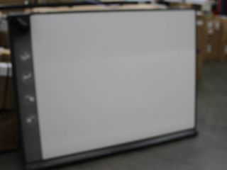 """Hitachi F-75 StarBoard Interactive Projection Whiteboard with 75"""" Dry Erase Surface"""