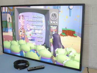 "NEC 55"" Professional Grade LED Backlit Large Screen Display / Monitor"