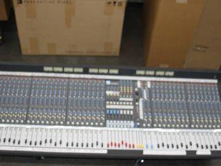 Allen & Heath 40+ Channel Pro Audio Mixer / Mixing Console & Accessories