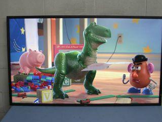 "NEC 55"" Professional Grade LED Backlit Large Screen High Definition Display / Monitor"