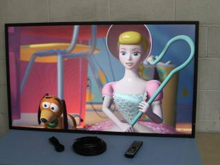 "NEC 55"" Professional Grade LED Backlit Widescreen HD Large Screen Display / Monitor"