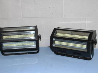 Lot of 2 - Neo-Flash 150 Multi Directional High Powered Strobe / Flash Light