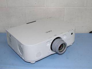NEC PA571W Large Venue 5700 Lumen WXGA Widescreen Professional 3LCD Projector w/ HDMI