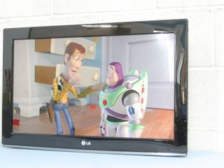 """LG 26"""" LCD Commercial Widescreen Integrated HD HDTV Display / Monitor / Television"""