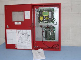 FireSpy Fire Spy Tracker 8000 Fire Alarm Control Panel
