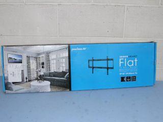 "New! Peerless AV SF660P Universal Flat Wall Mount for 39"" to 80"" Displays / Monitors / TV's"