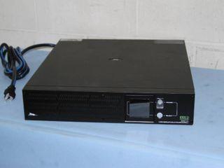 Middle Atlantic Premium Professional UPS-2200R Uninterruptible Power Supply