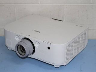 NEC Large Venue 5700 Lumen WXGA Widescreen Professional 3LCD Projector w/ HDMI