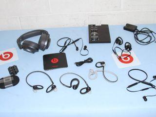 Parts / Repairable Lot - Beats Sony & Plantronics Wireless Headphones