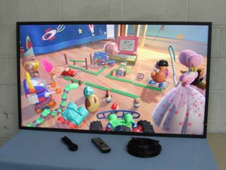 "NEC 55"" Professional Grade Widescreen HD LED Backlit Large Screen Display / Monitor"