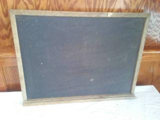 Vintage chalkboard- Midwest Manufacturing