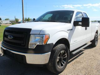 2013 Ford F150 Extended Cab 4x4 - 1 Owner