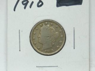 1910 liberty V Nickel