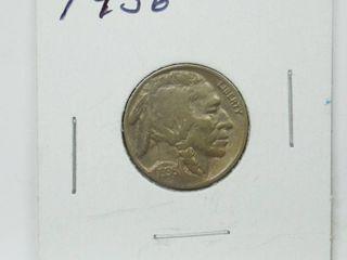 1836 Buffalo Nickel