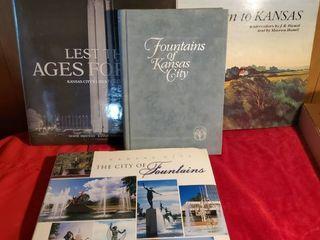 lot of 4 Kansas City literature