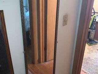 56 x 16 Inch Hall Mirror location Hall
