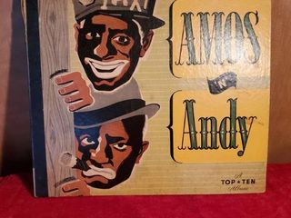 Amos   Andy Albums   Full Set
