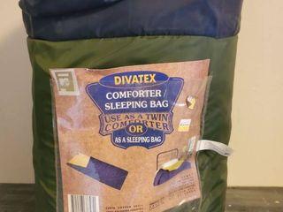 DIVATEX Comforter Sleeping Bag