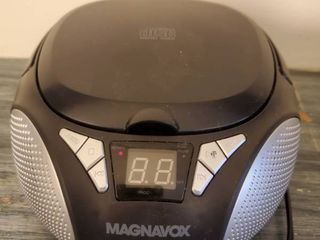 Magnavox Cd and Radio Player Tested and Working